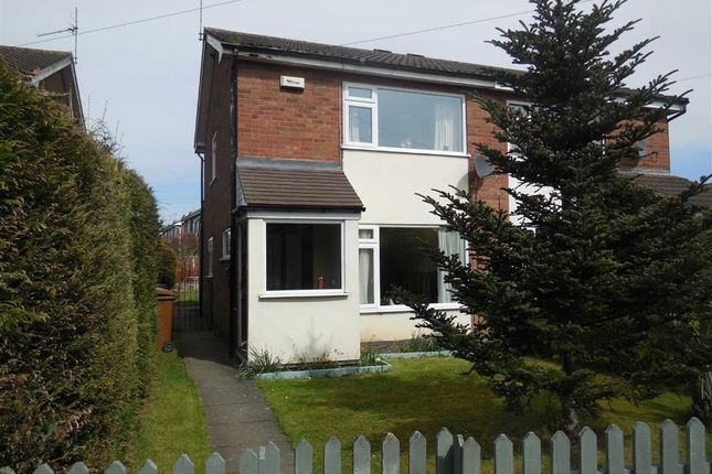 2 bed semi-detached house to rent in Glenbarr Drive, Hinckley