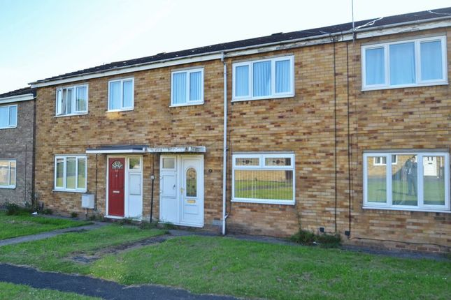 Thumbnail Terraced house to rent in Ewen Court, North Shields