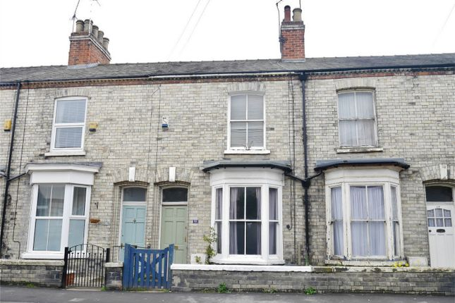 Thumbnail Terraced house for sale in Nunthorpe Road, Scarcroft Road, York