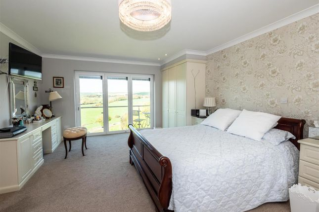 Master Bedroom of Hill Rise, Seaford BN25