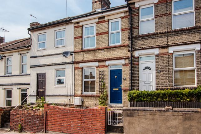 Thumbnail Terraced house for sale in Harwich Road, Colchester, Essex