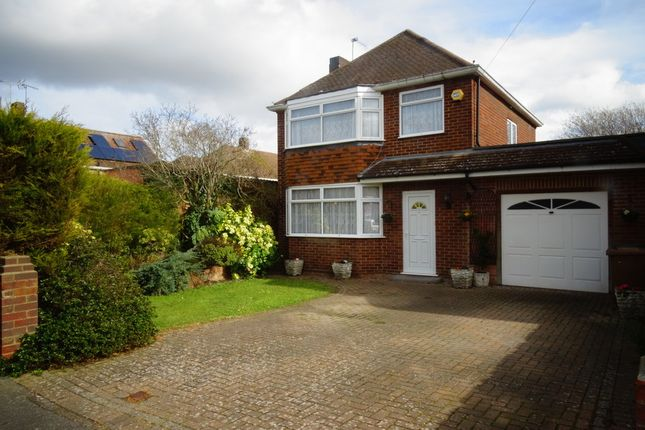 Thumbnail Detached house for sale in Carew Road, Ashford