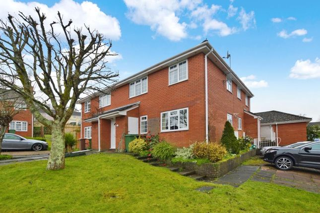 Thumbnail Semi-detached house to rent in Parker Close, Plymouth, Devon