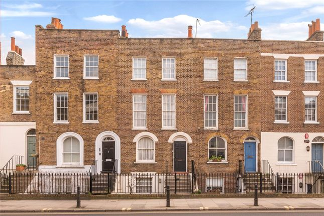 Thumbnail Terraced house for sale in Balls Pond Road, De Beauvoir, London