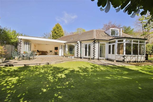 Thumbnail Detached bungalow for sale in Dales Lane, Whitefield, Manchester
