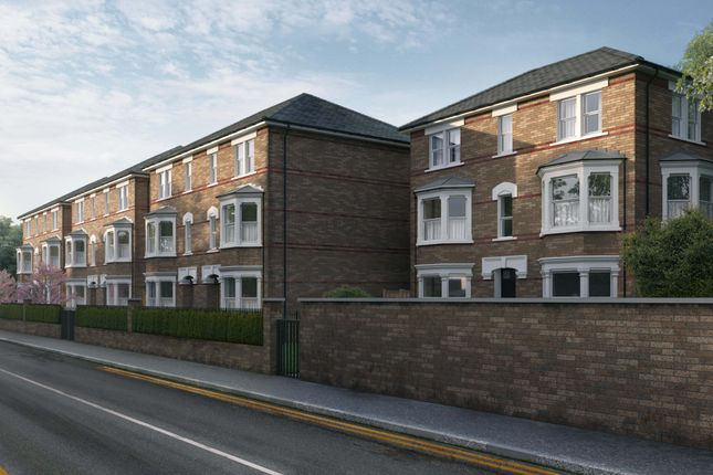 Thumbnail Detached house for sale in Plot 8, The Park