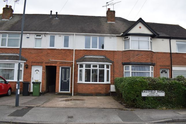 3 bed terraced house to rent in Eastfield Road, Nuneaton CV10