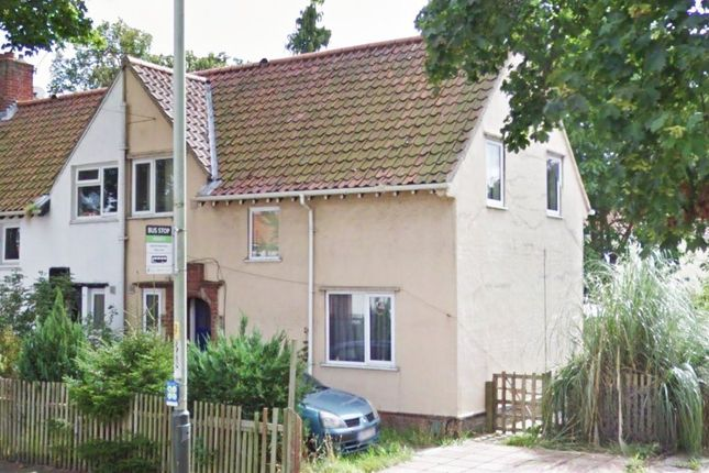 Thumbnail Property to rent in Bowthorpe Road, Norwich