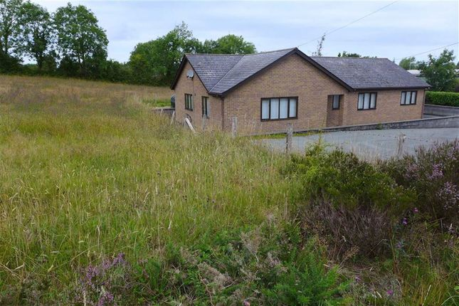 Thumbnail Bungalow for sale in Llanrhystud, Ceredigion