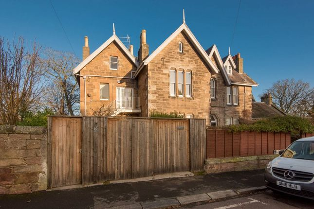 Thumbnail Flat for sale in 10c, Fidra Road, North Berwick
