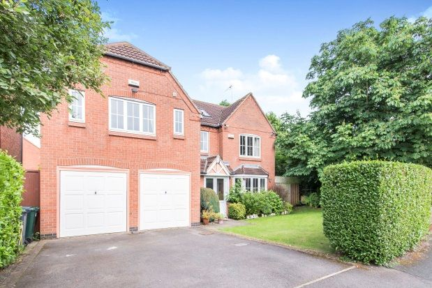 Thumbnail Property to rent in Bars Hill, Costock, Loughborough, Leicestershire