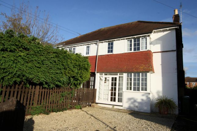 Thumbnail Semi-detached house to rent in Haywards Road, Charlton Kings, Cheltenham