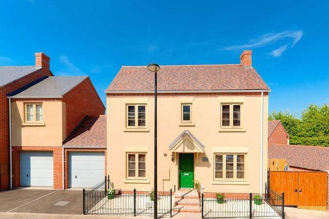 Thumbnail Detached house to rent in Church Croft, Lawley Village, Telford
