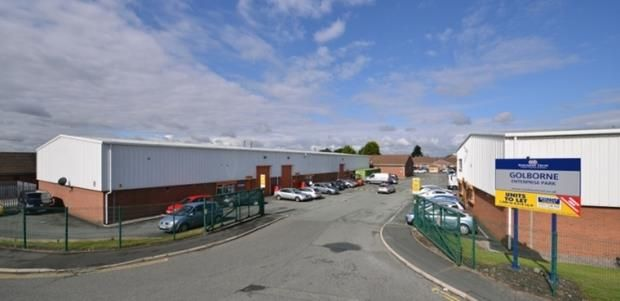 Thumbnail Light industrial to let in Units, Golborne Enterprise Park, Warrington, Lancashire