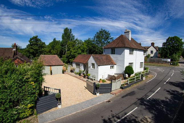 Thumbnail Detached house for sale in Winchester Road, Stroud, Petersfield