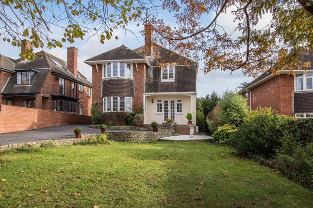 Thumbnail Detached house for sale in Maer Road, Exmouth, Devon