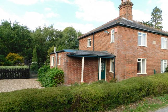 Thumbnail Cottage to rent in Whiteford Cottages, Chandler Road, Norwich