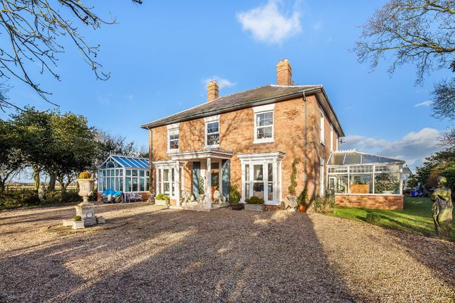 Thumbnail Country house for sale in Manby Road, Louth