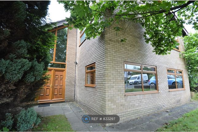 Thumbnail Detached house to rent in The Rise, Cardiff