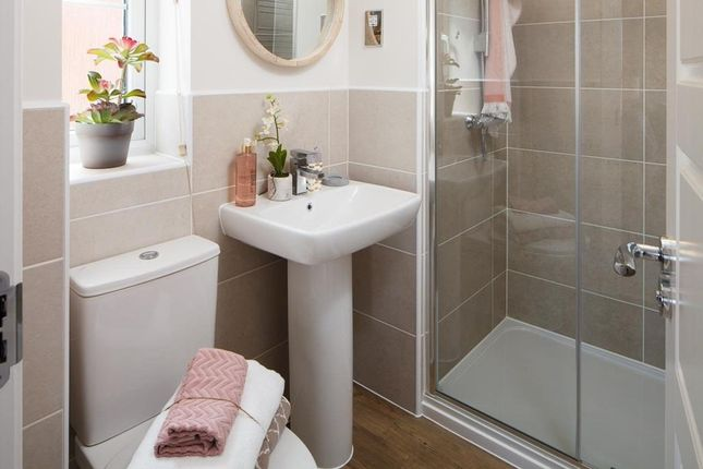 "En Suite of ""Rochester"" at Rykneld Road, Littleover, Derby DE23"