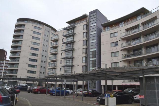 Thumbnail Flat to rent in Mercury Gardens, Romford