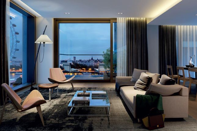 Thumbnail Flat for sale in One Casson Square, Southbank Place, London