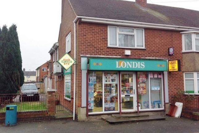 Thumbnail Retail premises for sale in 26 New Street, Lutterworth