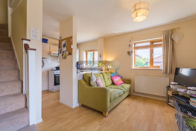 Thumbnail Semi-detached house for sale in Bluebell Close, Thornbury, Bristol