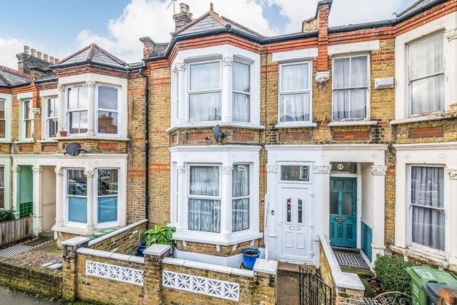 4 bed terraced house for sale in Aspinall Road, London SE4