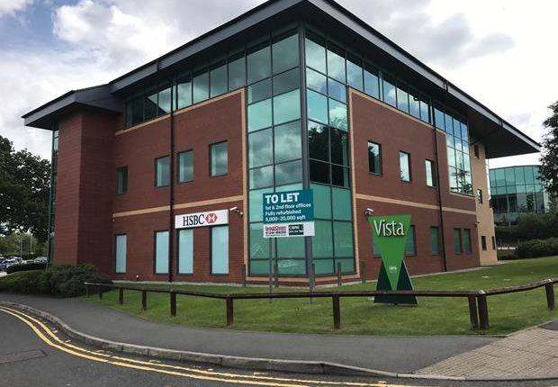 Thumbnail Office to let in Vista, St. Davids Park, Ewloe, Ewloe, Flintshire