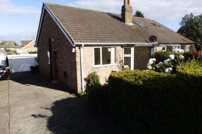 2 bed semi-detached bungalow to rent in Ling Croft, Boston Spa LS23