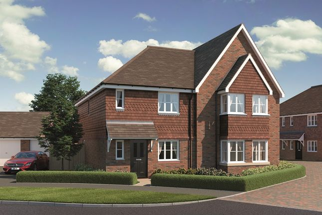 Thumbnail Detached house for sale in Gilbert White Way, Alton, Hampshire
