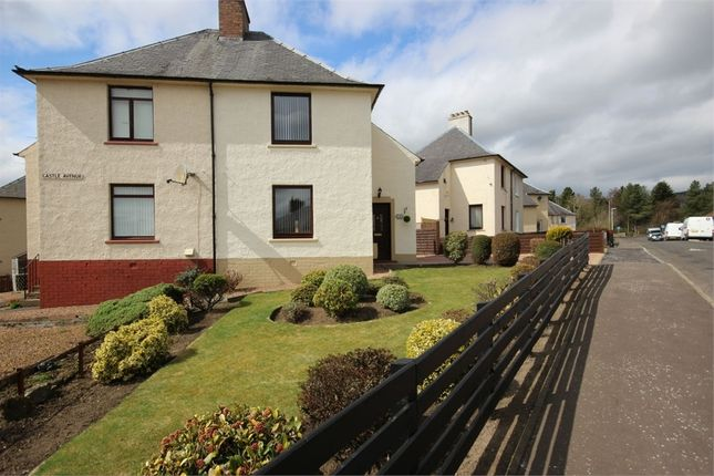 Thumbnail Semi-detached house for sale in 3 Benarty Avenue, Crosshill, Fife