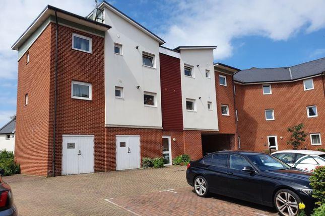 Thumbnail Flat to rent in Torkildsen Way, Harlow