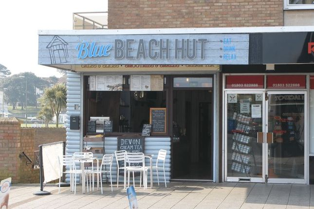Restaurant/cafe for sale in Torbay Road, Paignton