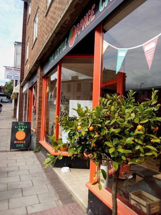 Restaurant/cafe for sale in Exeter, Devon