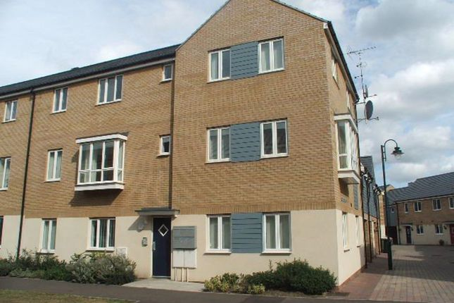 Thumbnail Flat to rent in Delves Way, Hampton Centre