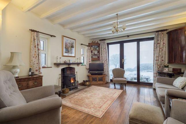 Living Room of Cloudside, Congleton CW12