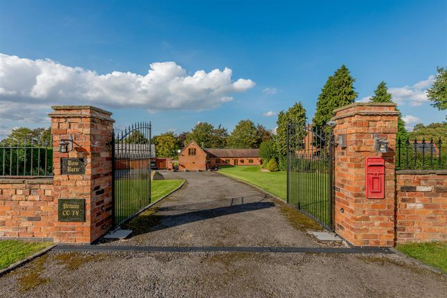 Thumbnail Barn conversion for sale in Bow Lane, Withybrook, Coventry