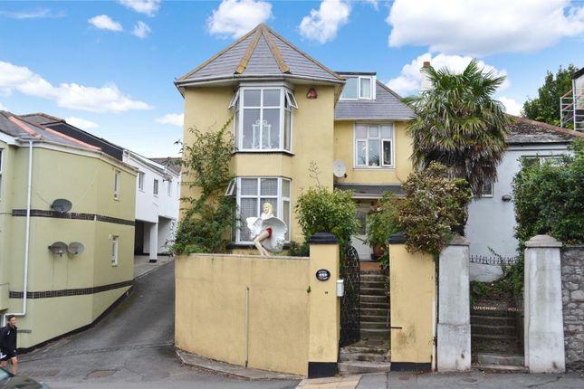Thumbnail Link-detached house for sale in Bitton Park Road, Teignmouth, Devon