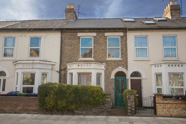 Thumbnail Terraced house for sale in Tenison Road, Cambridge