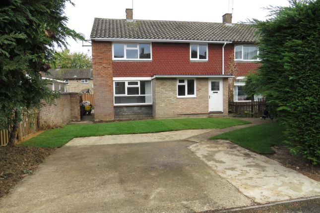 Thumbnail Detached house to rent in Bingham Walk, Corby