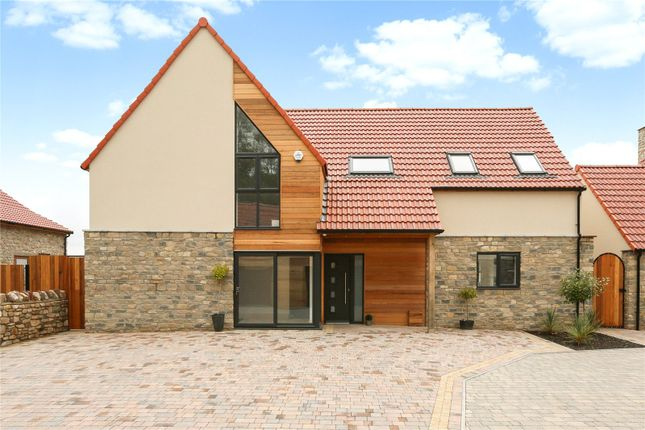 Thumbnail Semi-detached house for sale in Gravel Hill Road, South Gloucestershire, Bristol