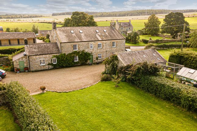 6 bed farmhouse for sale in West Farm, Broomley, Stocksfield, Northumberland NE43