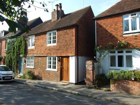 Thumbnail End terrace house for sale in Fair Lane, Robertsbridge, East Sussex