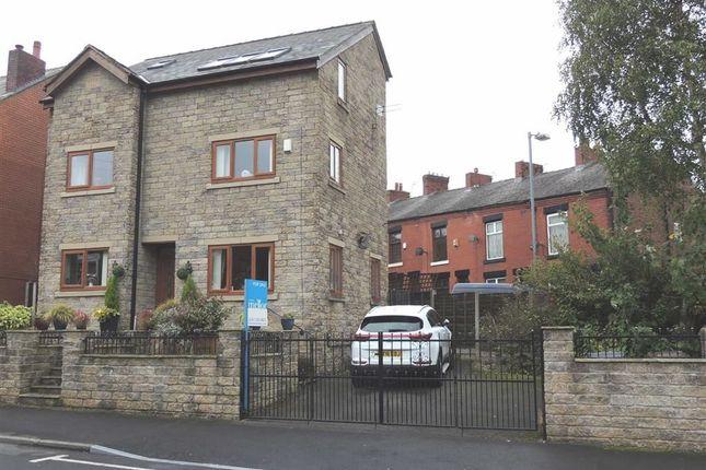 Thumbnail Detached house for sale in Stocks Lane, Stalybridge