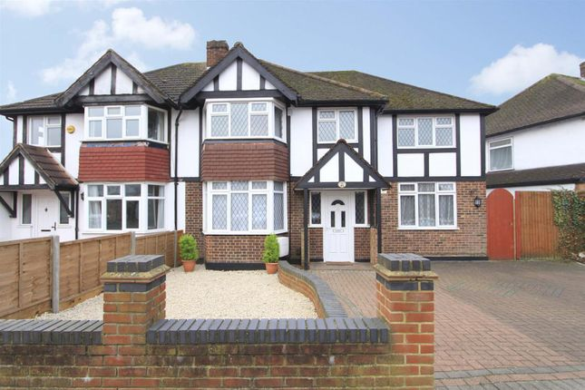 4 bed semi-detached house for sale in Roundways, Ruislip