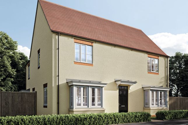 """Thumbnail Detached house for sale in """"The Redwood"""" at Pioneer Way, Bicester"""