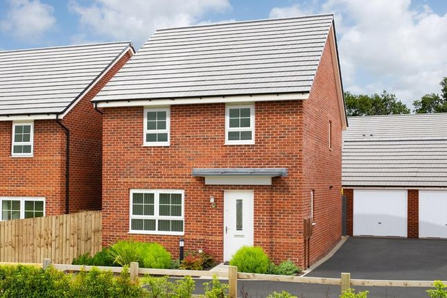 "Thumbnail Detached house for sale in ""Chester"" at Newton Abbot Way, Bourne"