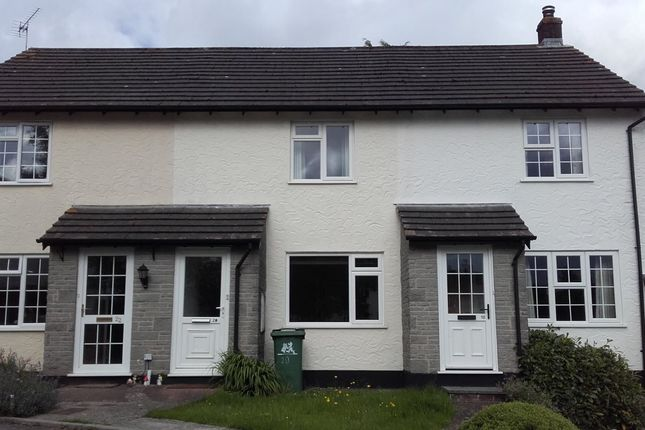2 bed semi-detached house to rent in Stafford Way, Dolton, Winkleigh